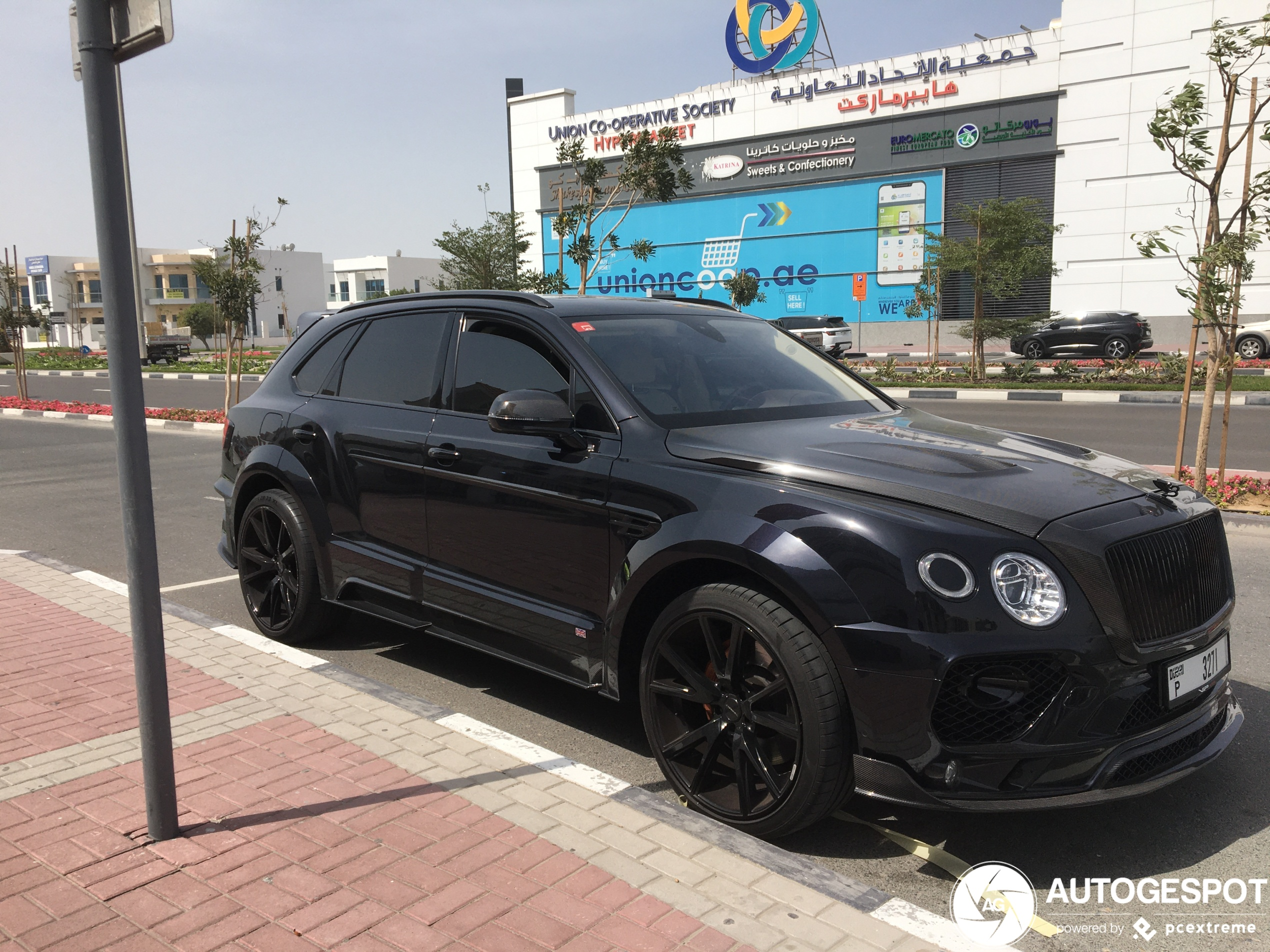 Bentley Mansory Bentayga 10 April 2020 Autogespot