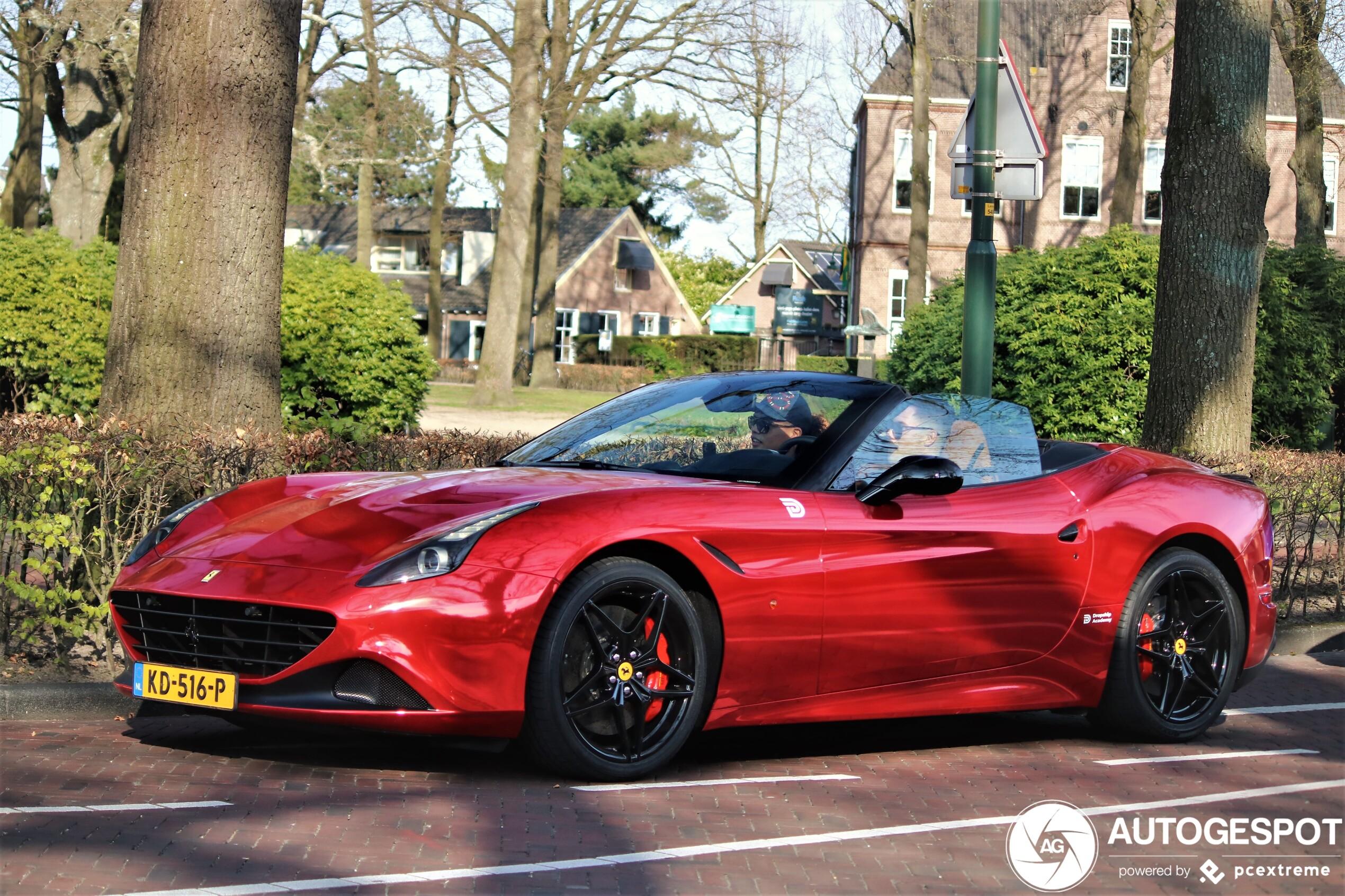 Ferrari California T - 10 April 2020 - Autogespot