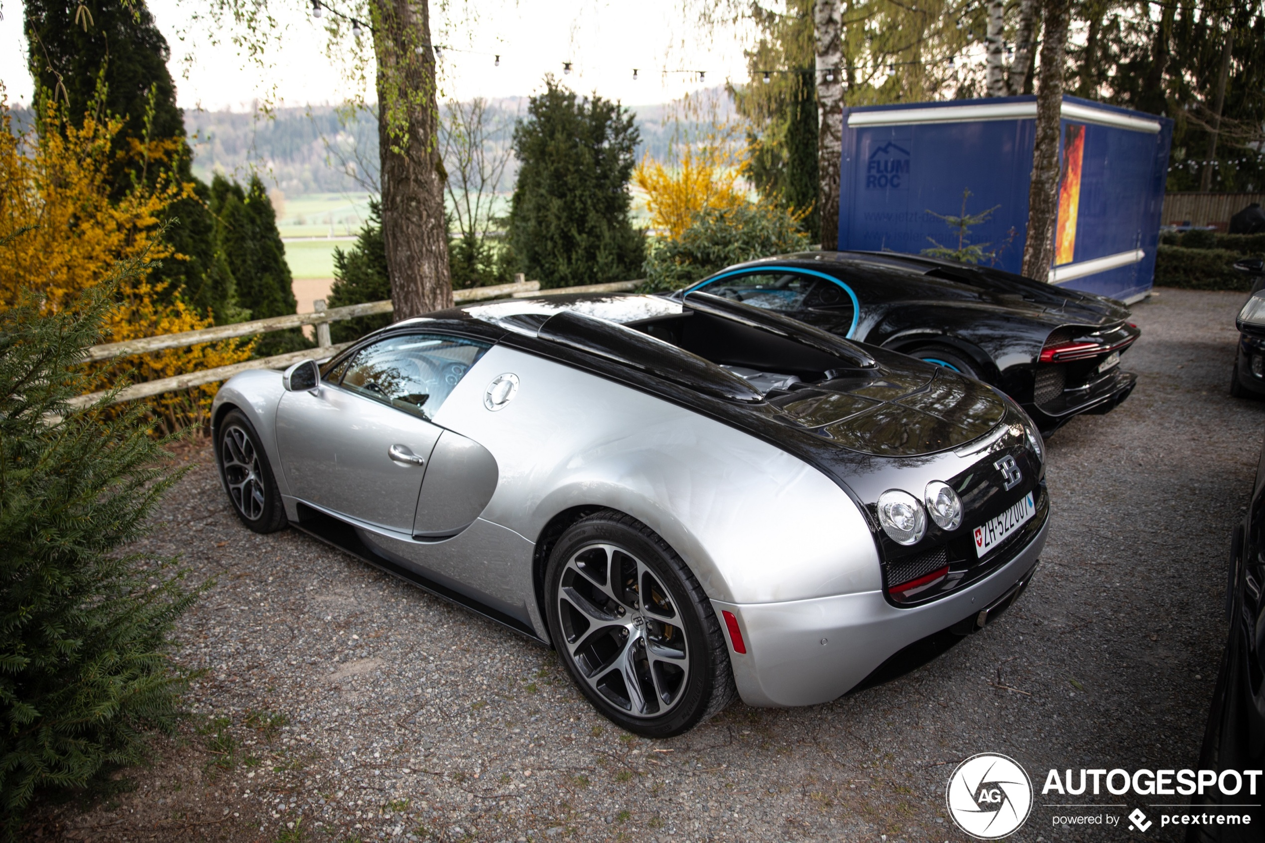 bugatti veyron 164 grand sport vitesse  11 april 2020