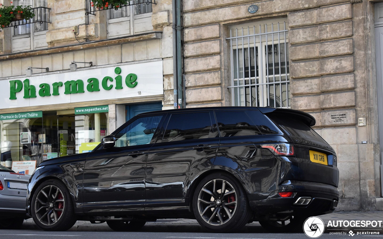 2020 Range Rover Sport Ratings