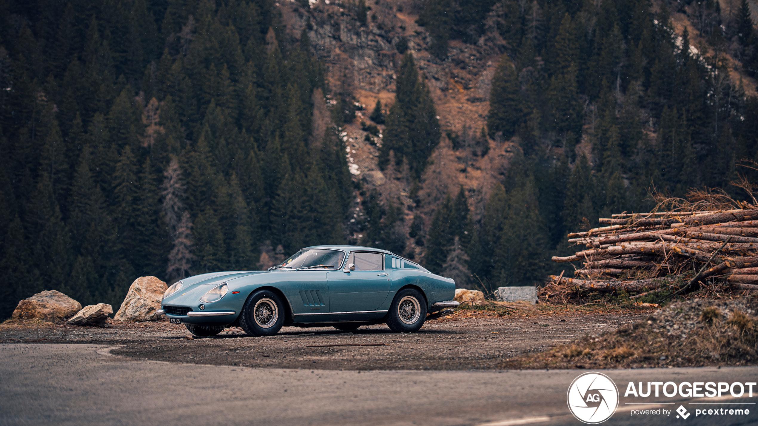 一代传奇:法拉利 275 GTB Alloy