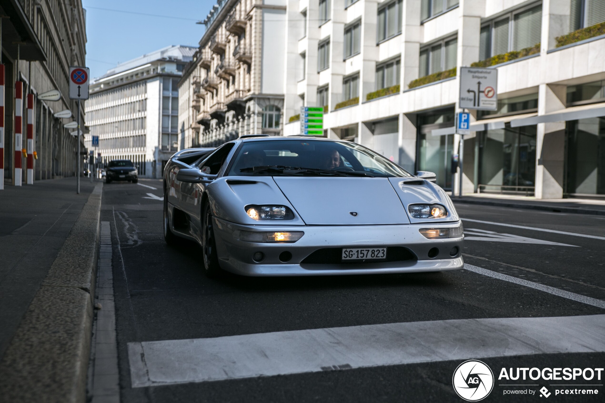 Coronaspot: Lamborghini Affolter Diablo SV