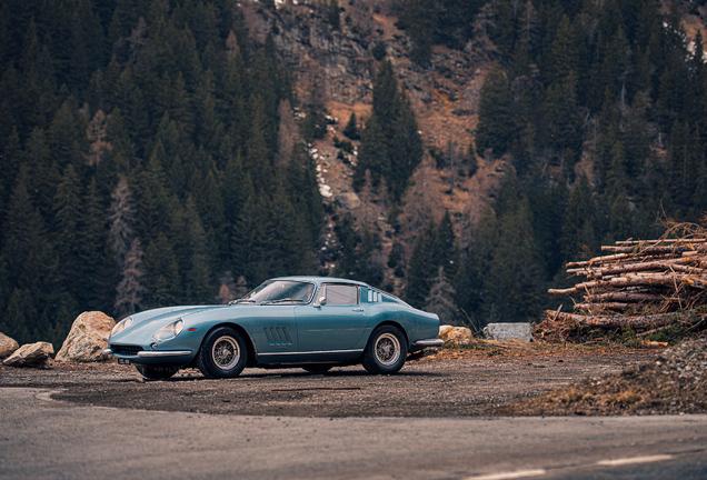 Ferrari 275 GTB Alloy