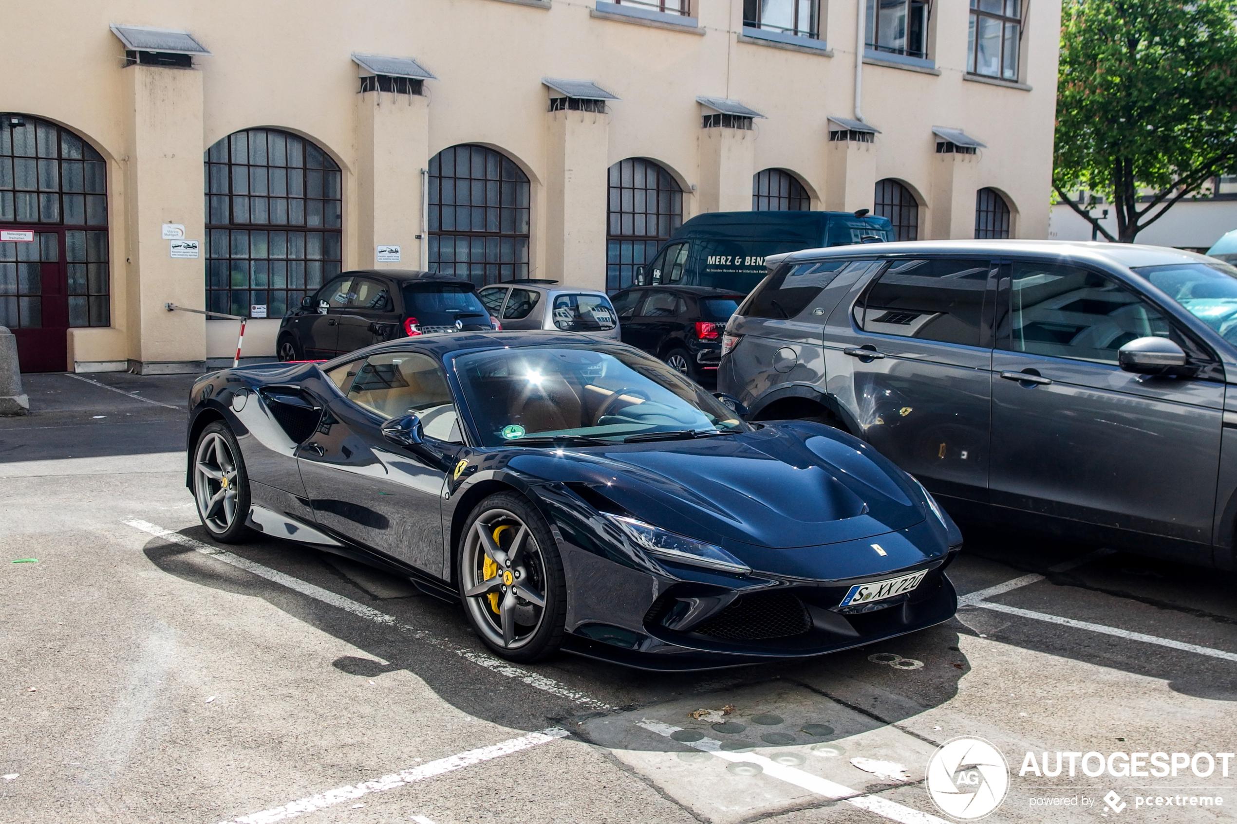 Ferrari F8 Tributo 16 April 2020 Autogespot