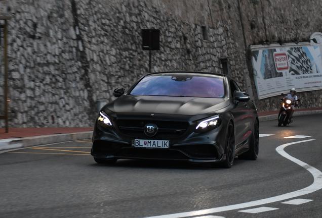 Mercedes-Benz Brabus S B63-700 Coupé C217
