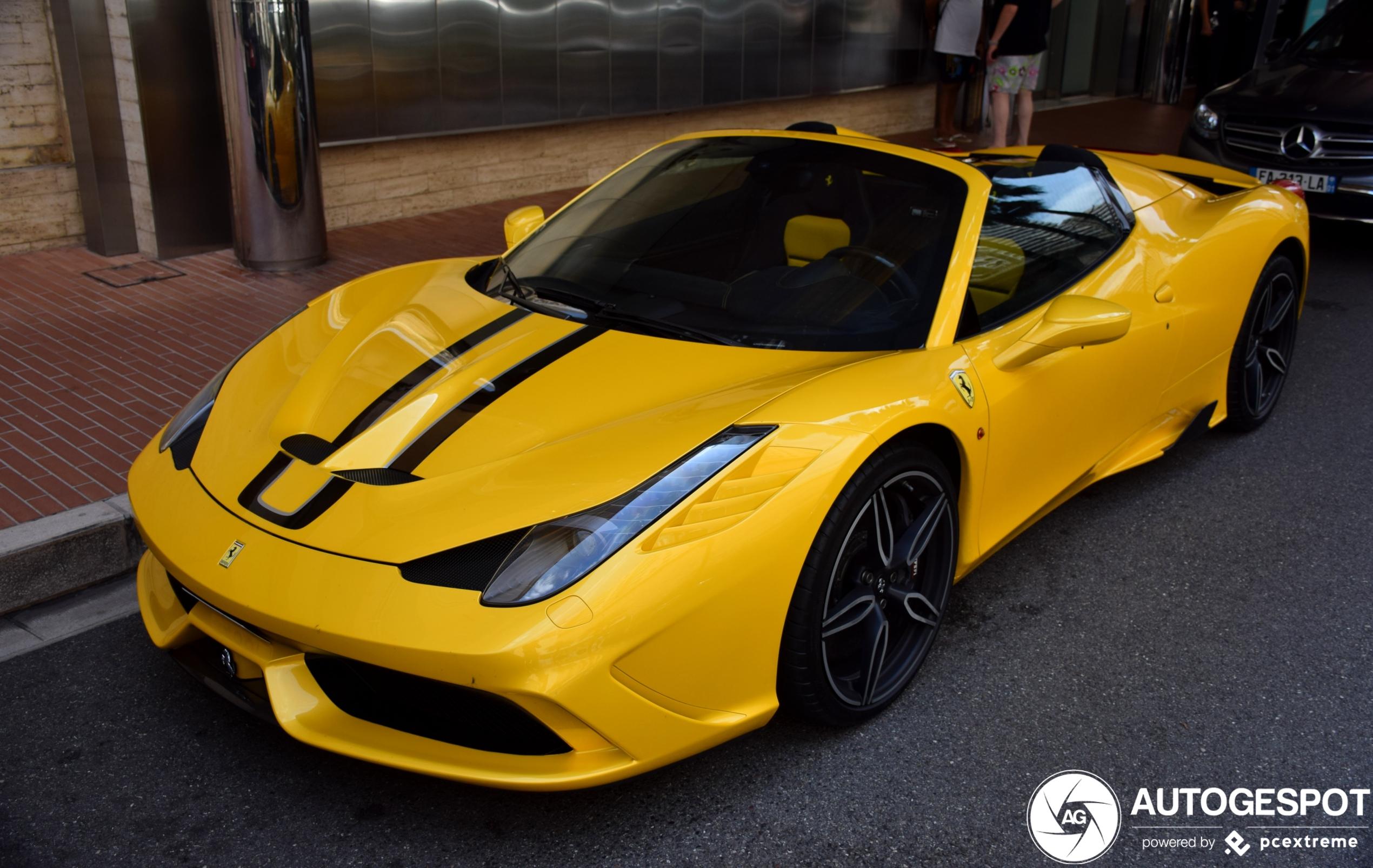 Ferrari 458 Speciale A 17 April 2020 Autogespot