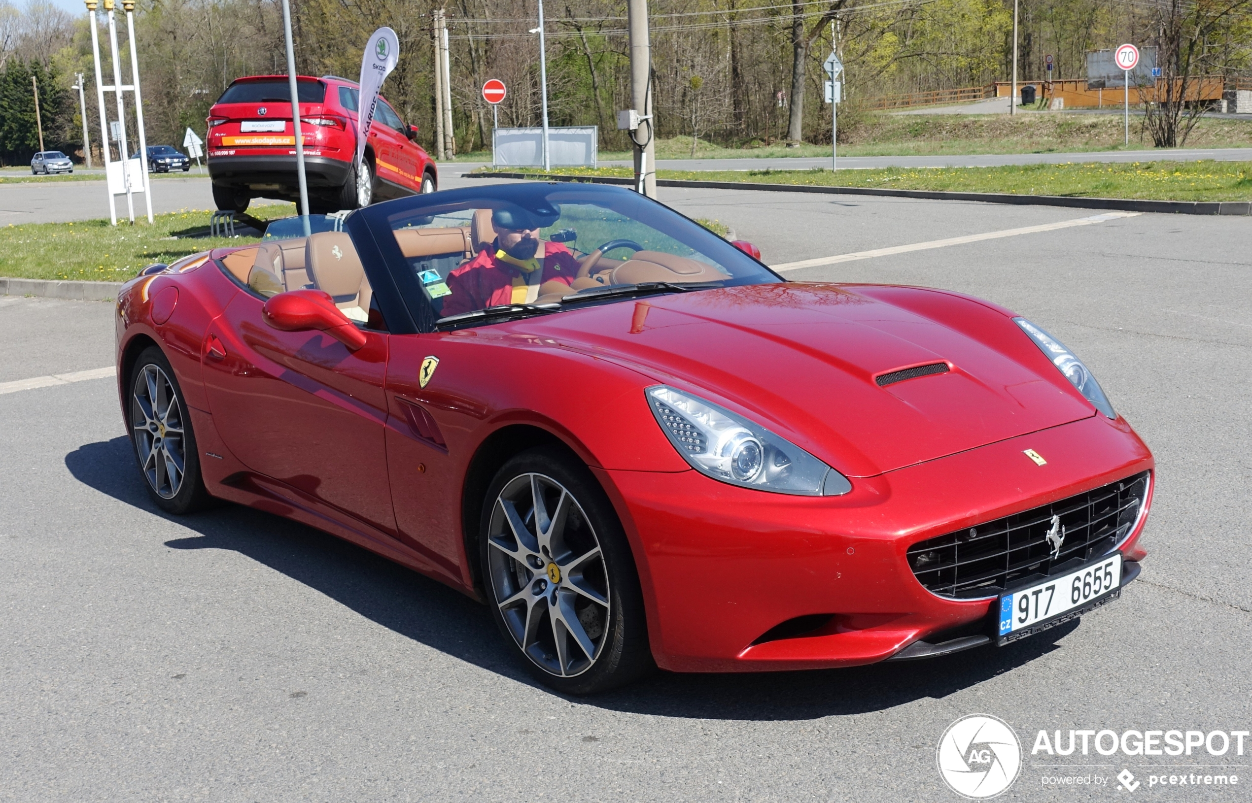 Ferrari California - 18 april 2020 - Autogespot