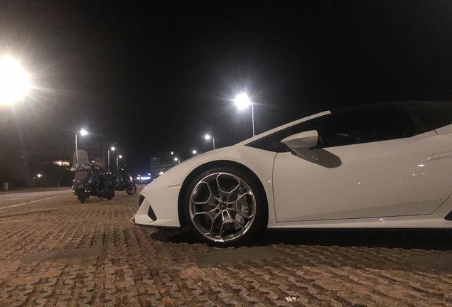 Lamborghini Huracán LP640-4 EVO Spyder