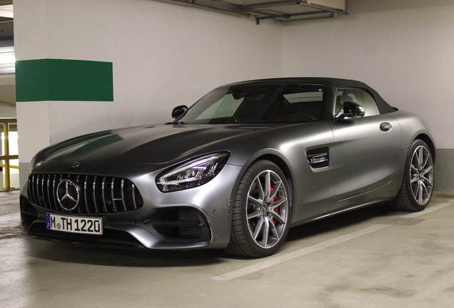 Mercedes-AMG GT S Roadster R190 2019