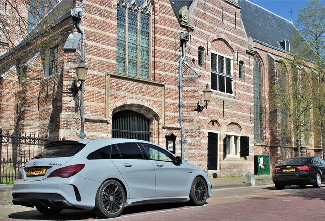 Mercedes-AMG CLA 45 Shooting Brake X117