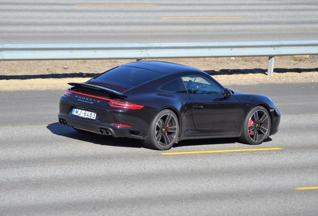 Porsche 991 Carrera 4S MkII