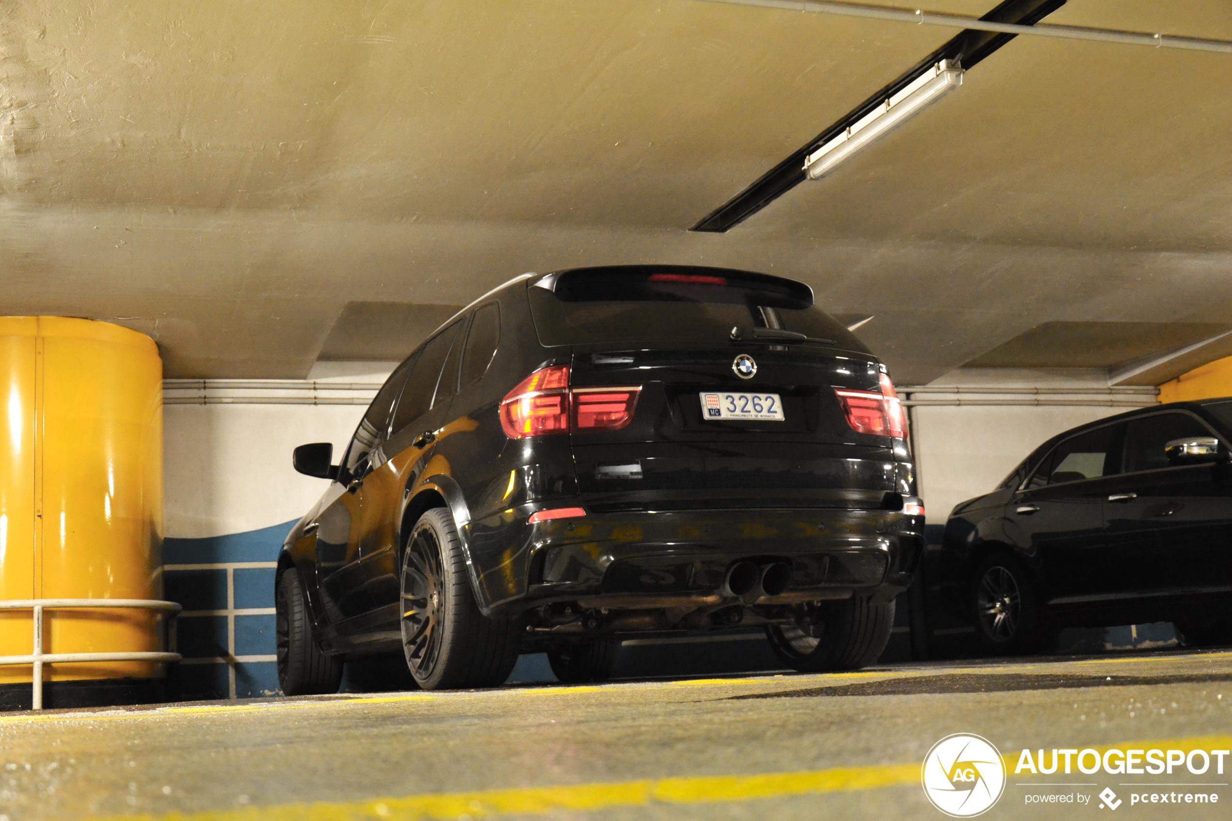 BMW Hamann Flash Evo M