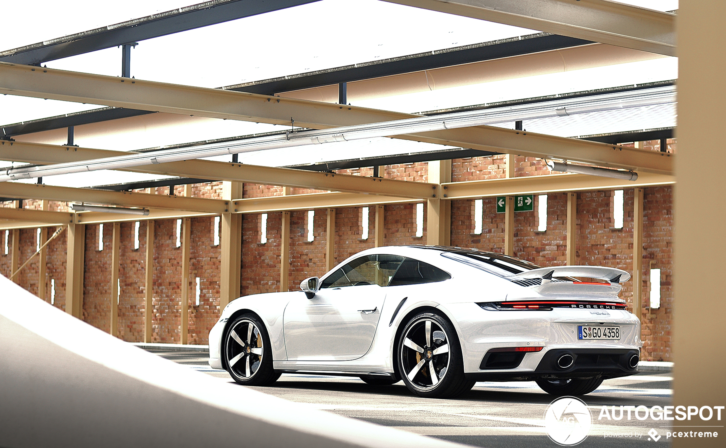 We can add the Coupé to the site: Porsche 992 Turbo