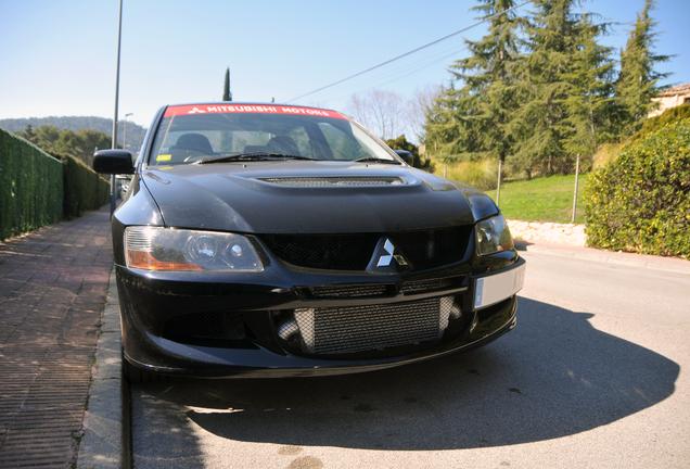 Mitsubishi Lancer Evolution VIII FQ