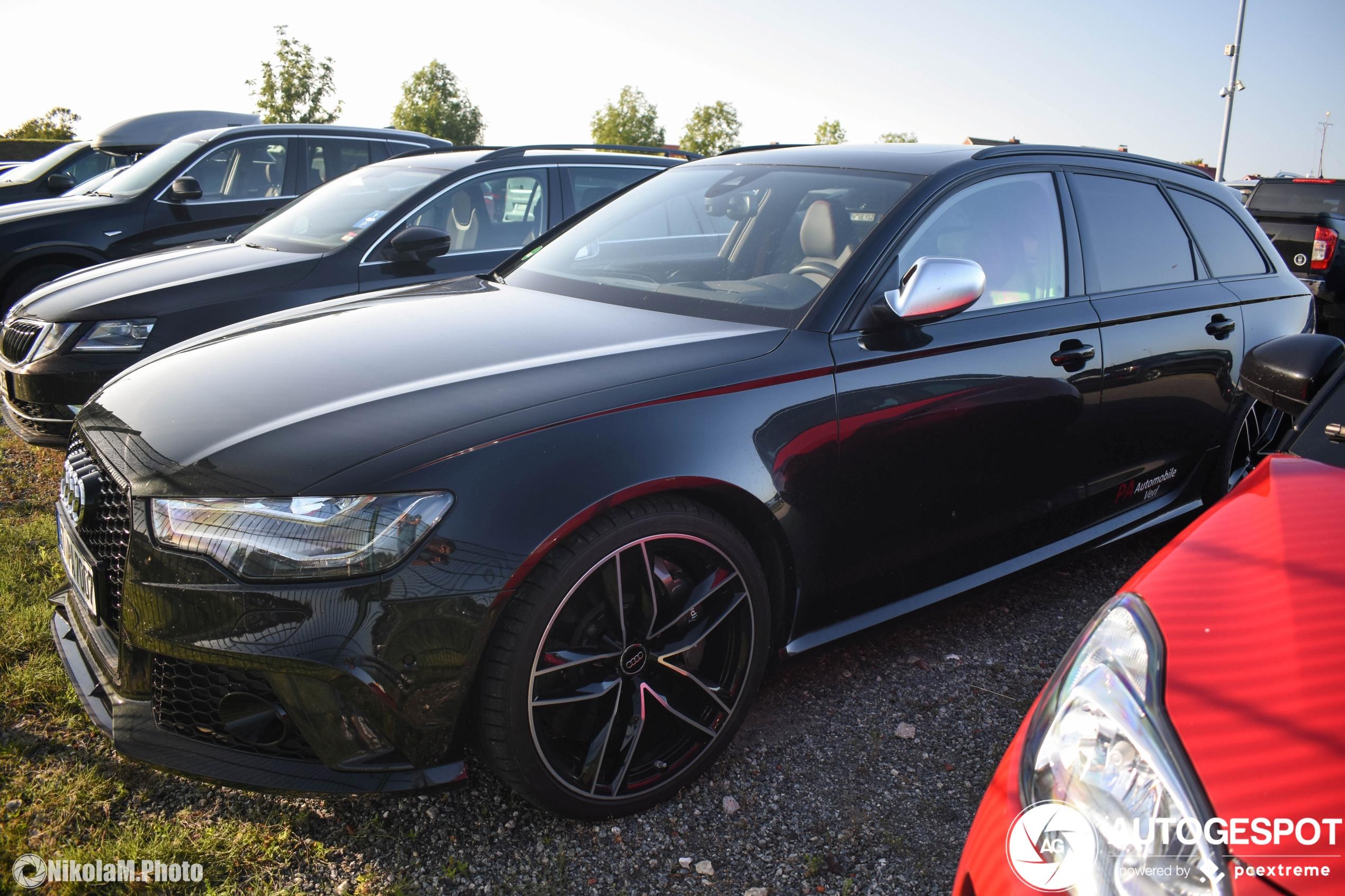 Audi RS6 Avant C7 - 20 April 2020 - Autogespot