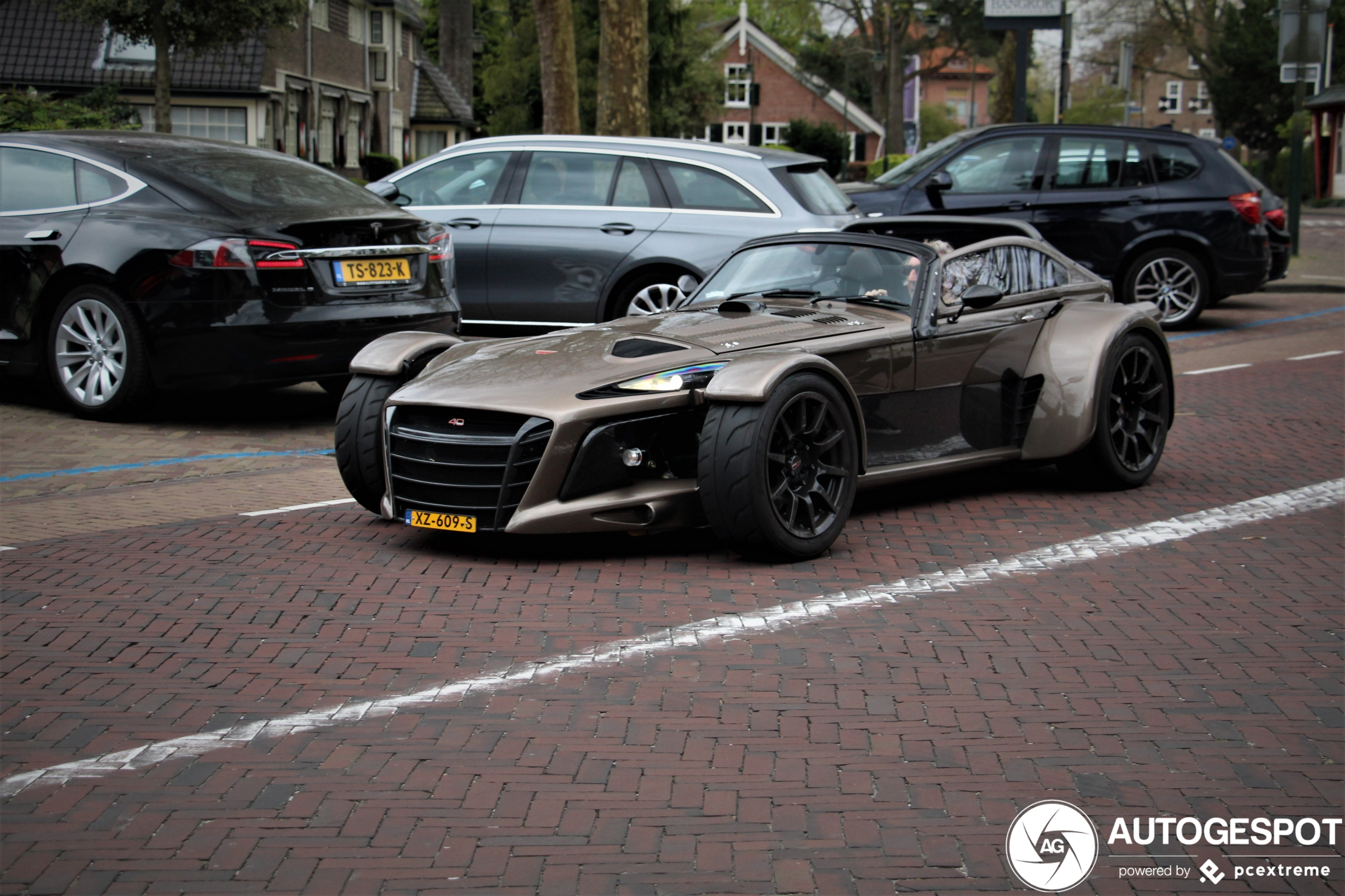 Donkervoort D8 GTO-40 - 24 March 2021 - Autogespot