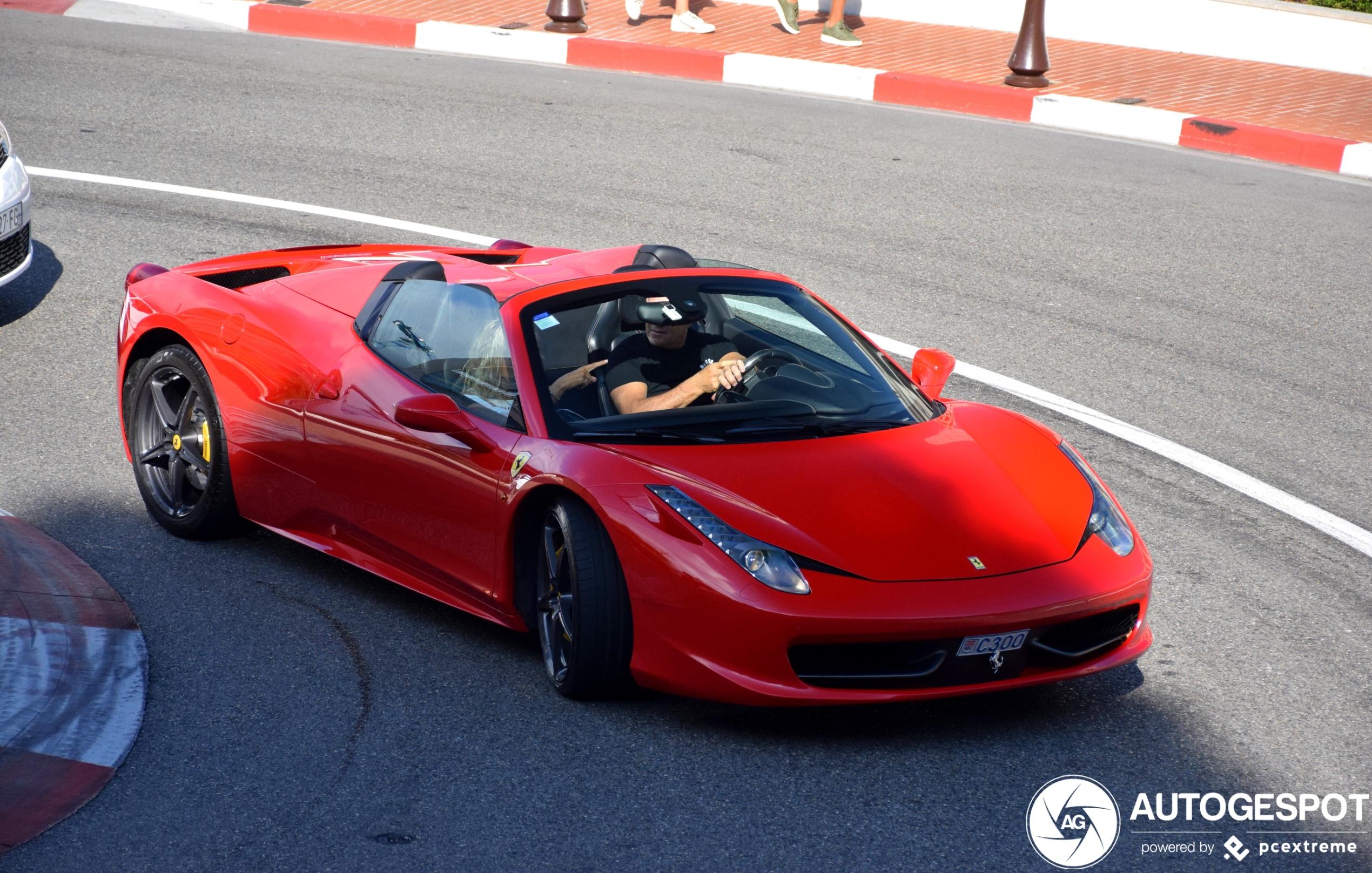 Ferrari 458 Spider - 20 April 2020 - Autogespot