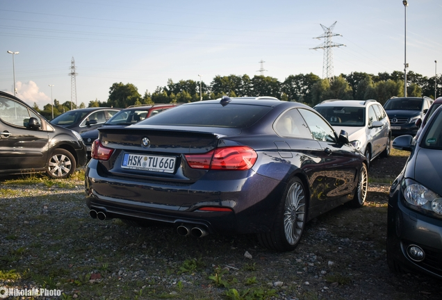 Alpina B4 Bi-Turbo 2017