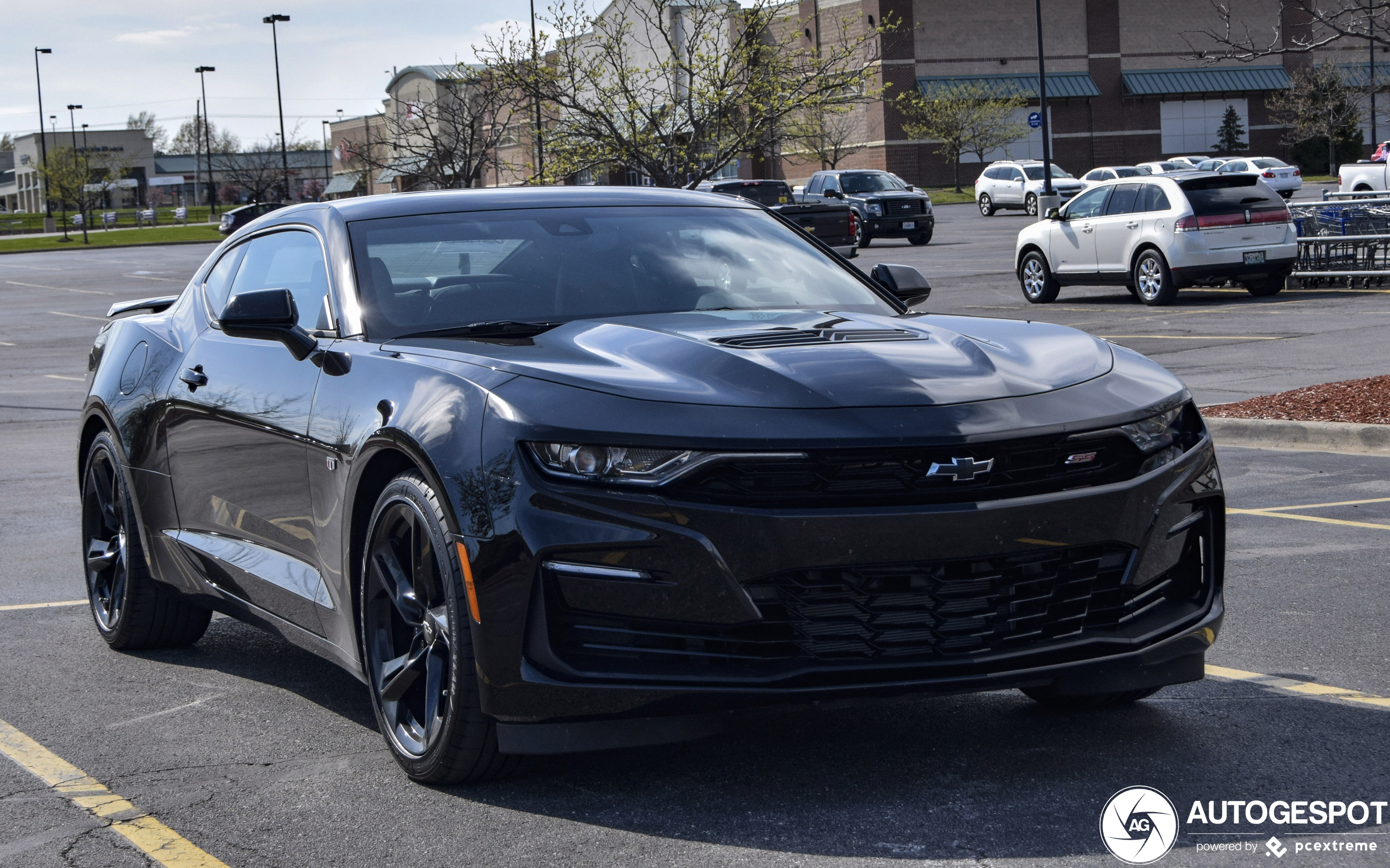 2020 The Camaro Ss Review and Release date