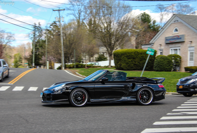 Porsche 996 Techart Turbo Cabriolet