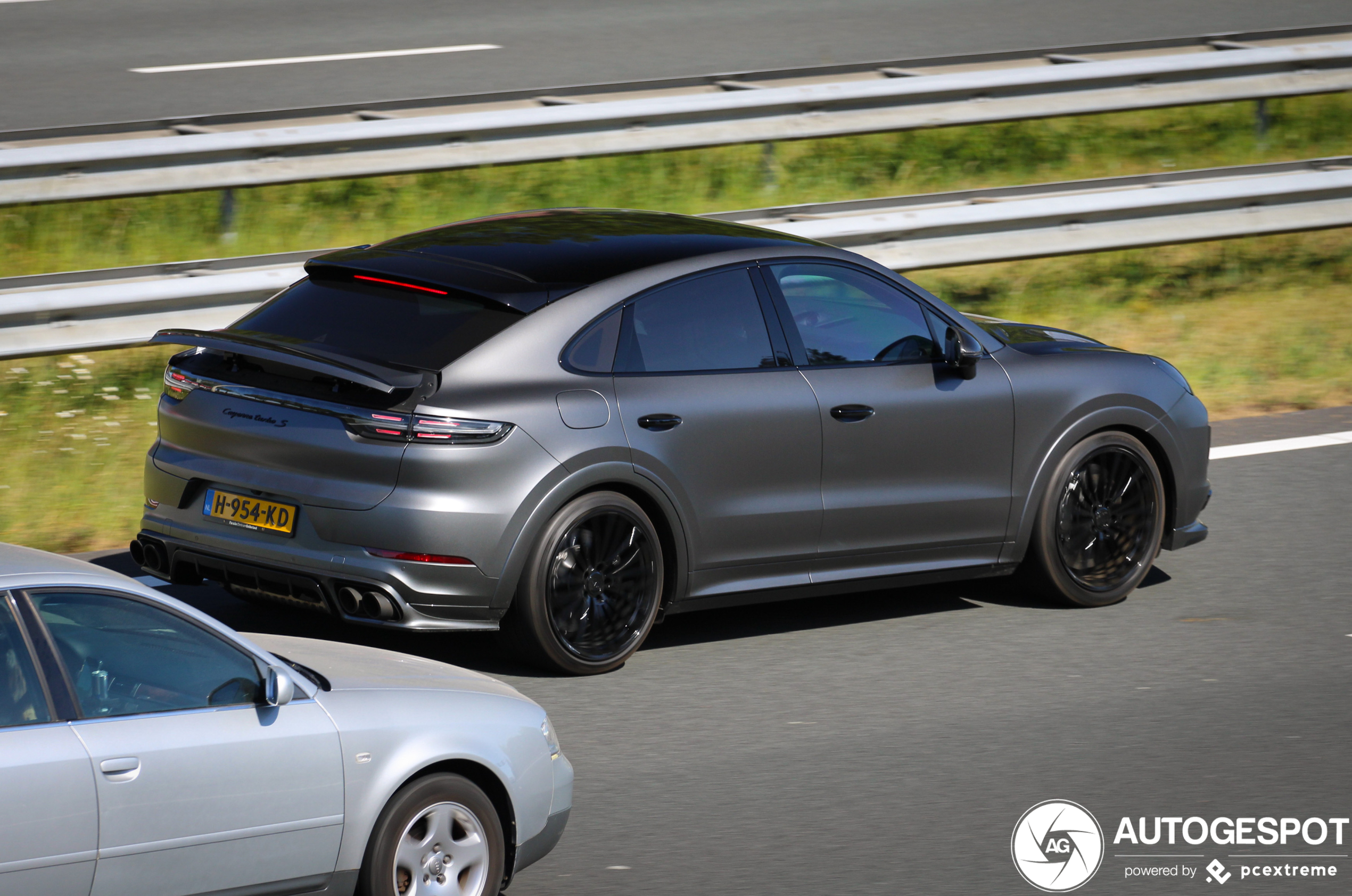 Porsche Cayenne Coupe Turbo S E Hybrid Techart 24 April 2020 Autogespot