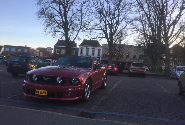 Ford Mustang Roush Stage 2 Convertible