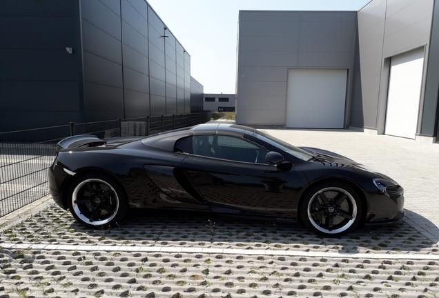 McLaren 650S Spyder Can-Am