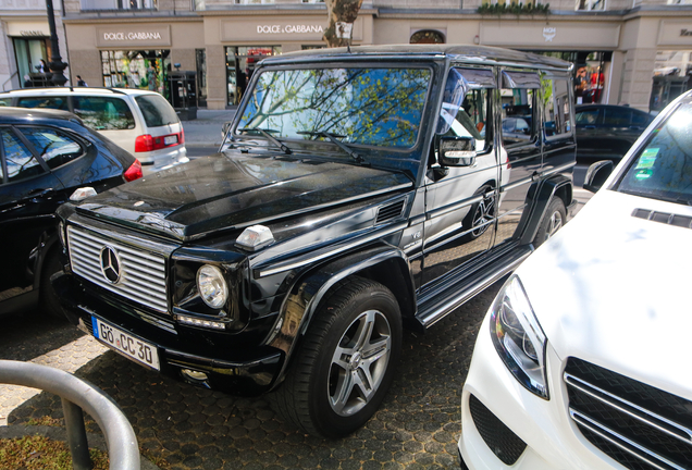 Mercedes-Benz G 55 AMG Kompressor 2007