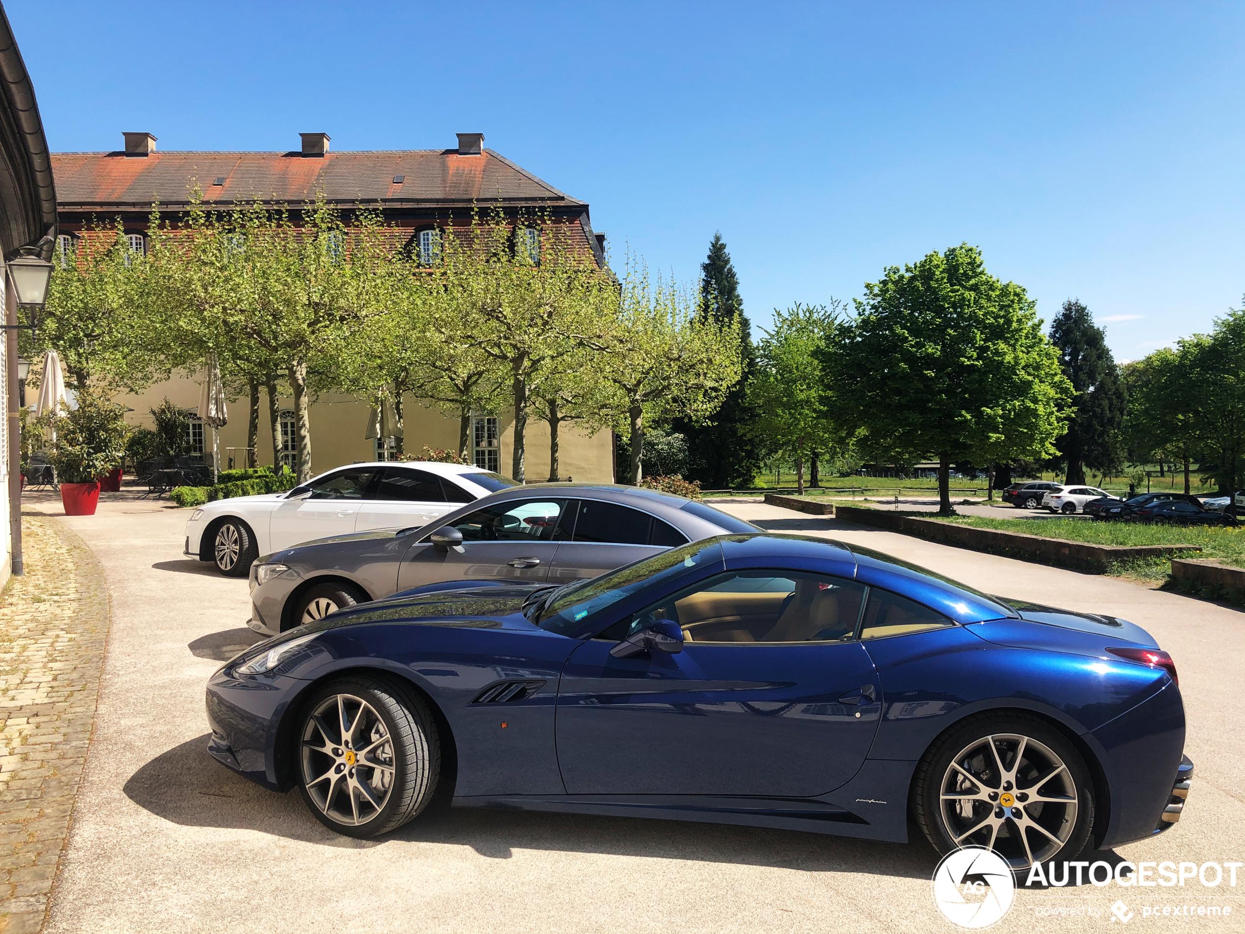 Ferrari California - 26 April 2020 - Autogespot