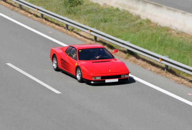 Ferrari Testarossa Monospecchio