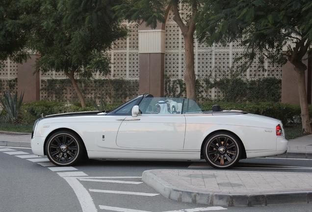 Rolls-Royce Phantom Drophead Coupé Series II Zenith Edition