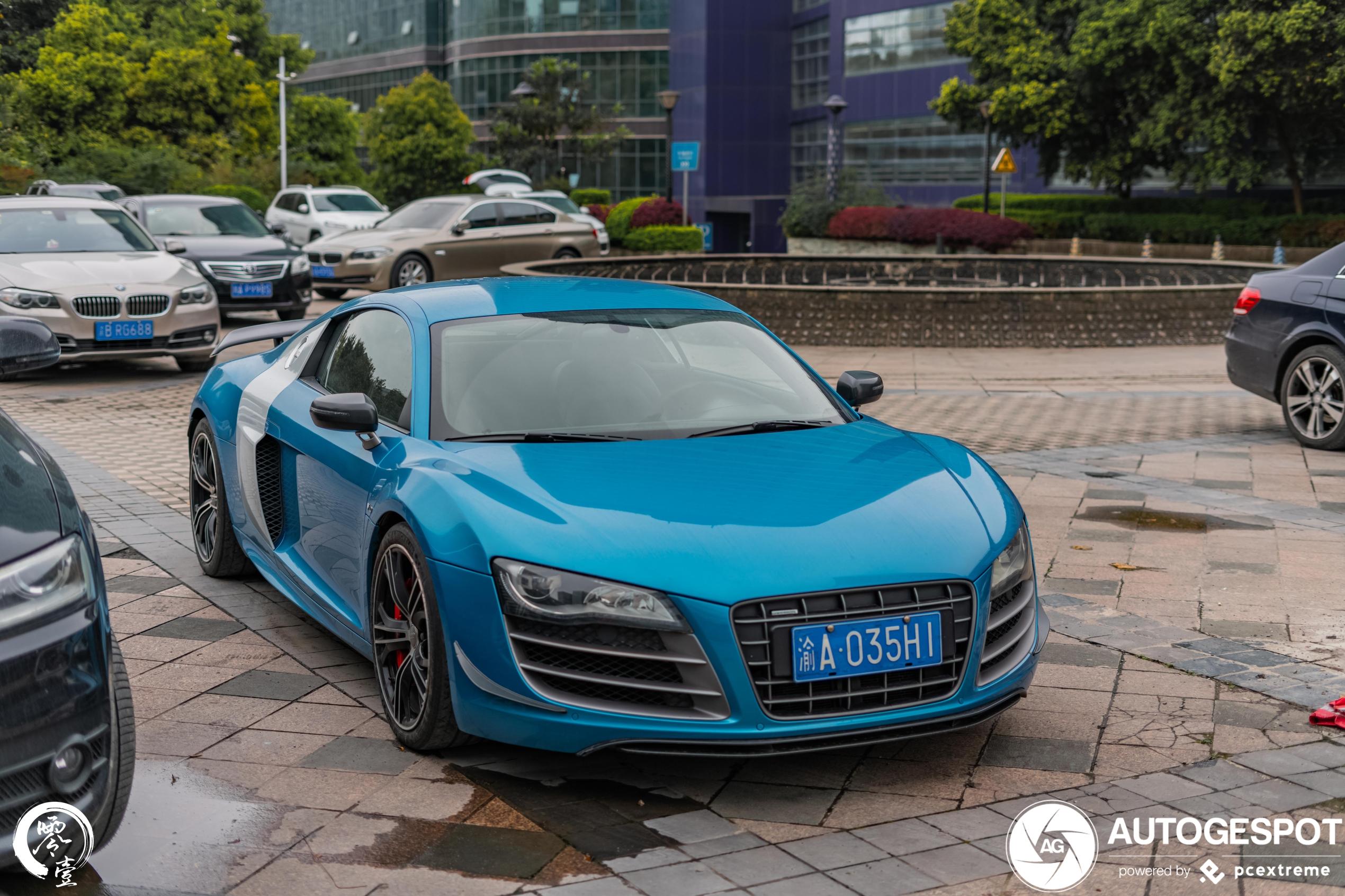 Audi R8 V10 China Edition