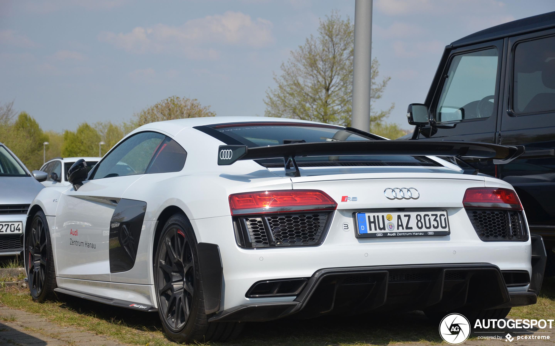 Audi R8 V10 Plus Sport Performance Parts 27 April 2020 Autogespot