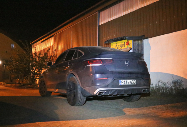 Mercedes-AMG GLC 63 Coupé C253 2019