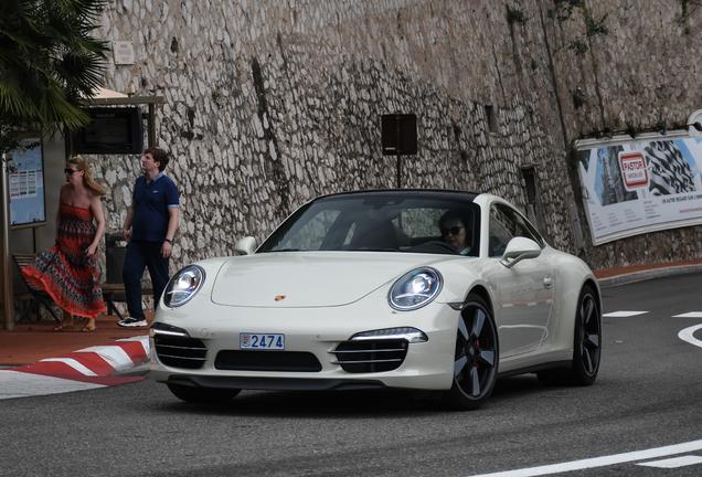 Porsche 991 50th Anniversary Edition