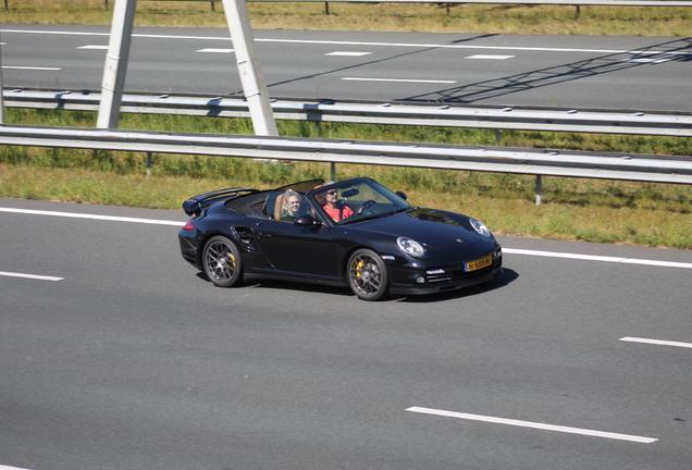 Porsche 997 Turbo S Cabriolet