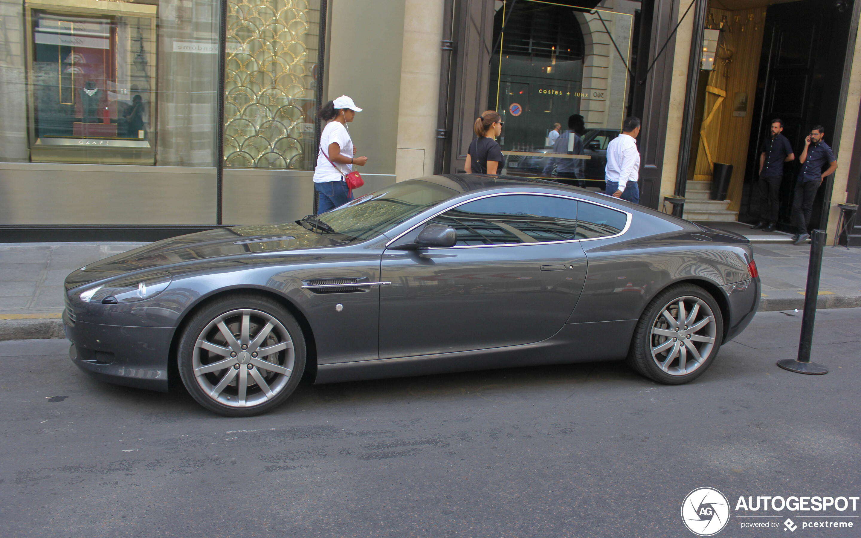 Aston Martin DB9 - 30 April 2020 - Autogespot