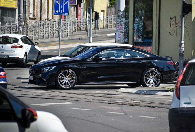 Mercedes-AMG Brabus S B40S-800 Coupe C217 2018