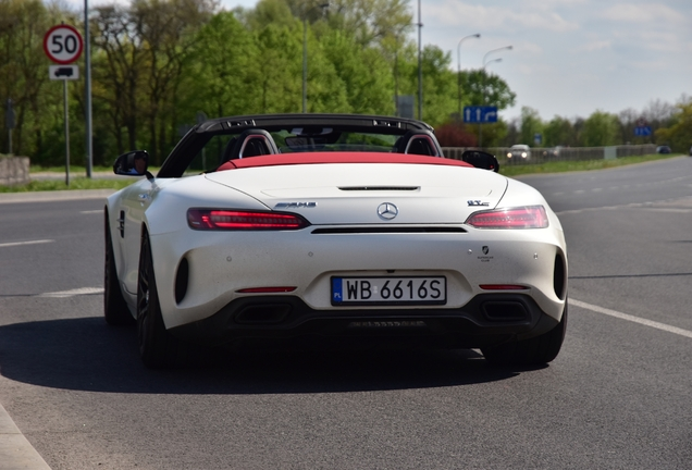 Mercedes-AMG GT C Roadster R190 Edition 50
