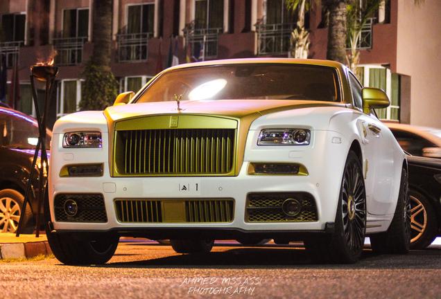 Rolls-Royce Mansory Wraith Palm Edition 999