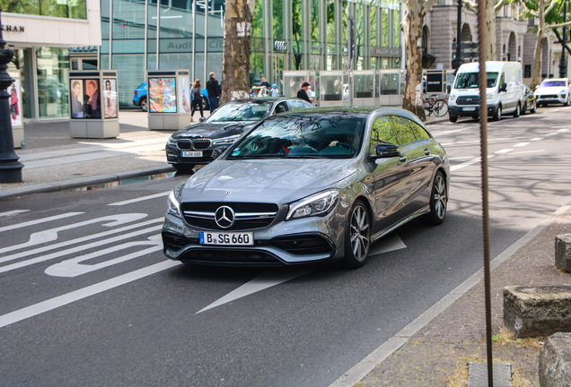 Mercedes-AMG CLA 45 Shooting Brake X117 2017