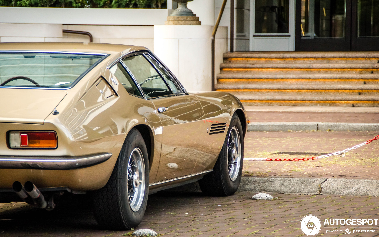 Maserati Ghibli I