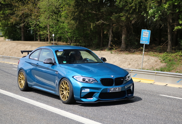 BMW M2 F87 Coupé TPS Performance