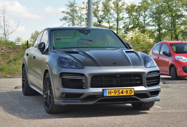 Porsche Cayenne Coupé Turbo S E-Hybrid Techart