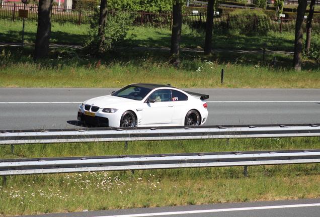 BMW G-Power M3 E92 Coupé GT2 R