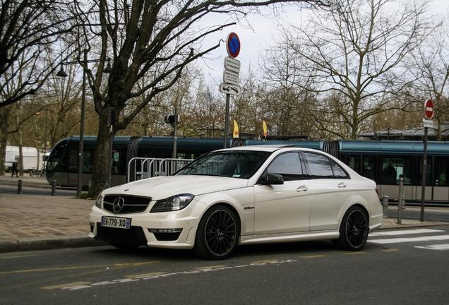 Mercedes-Benz Brabus C B63