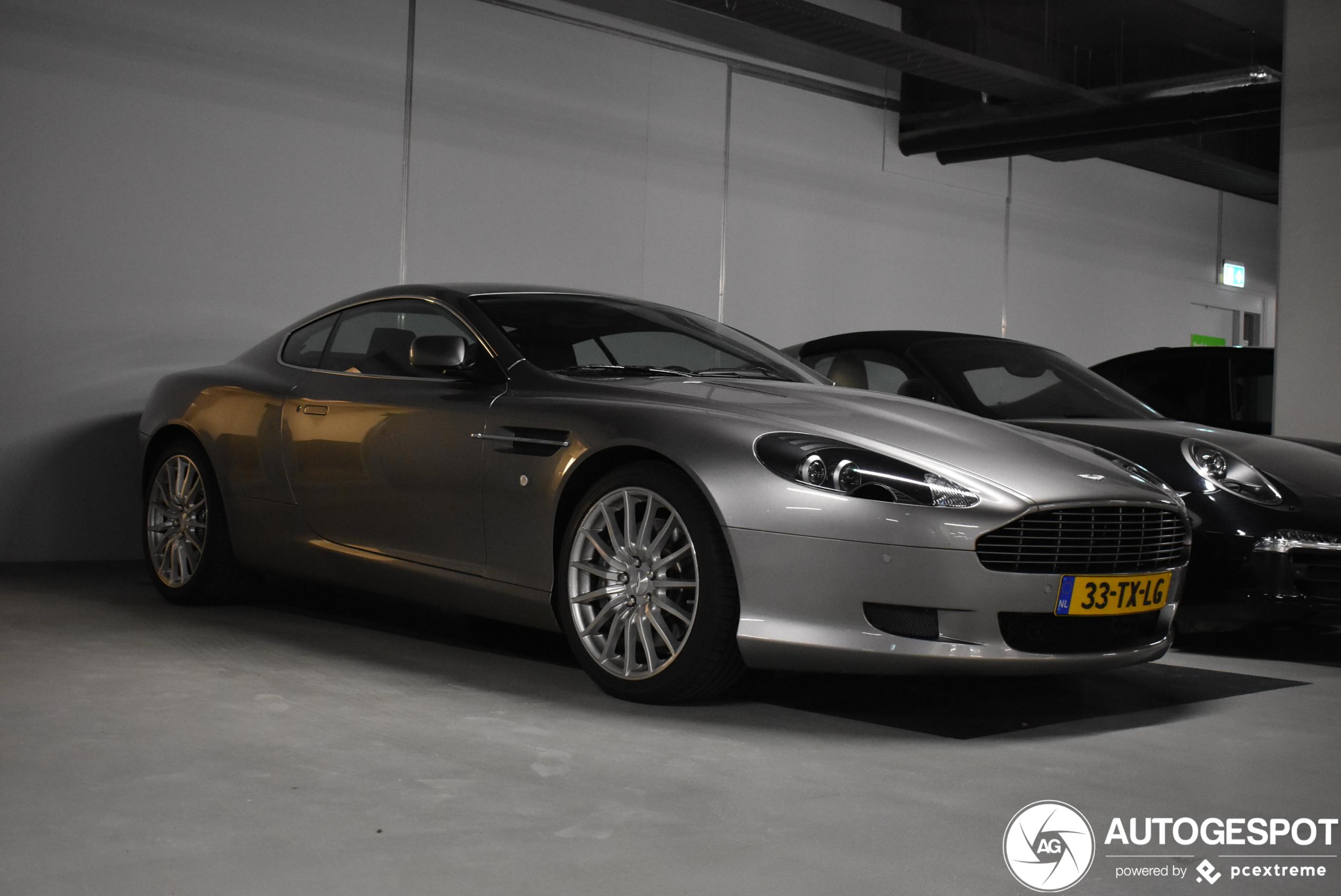 Aston Martin DB9 - 8 May 2020 - Autogespot