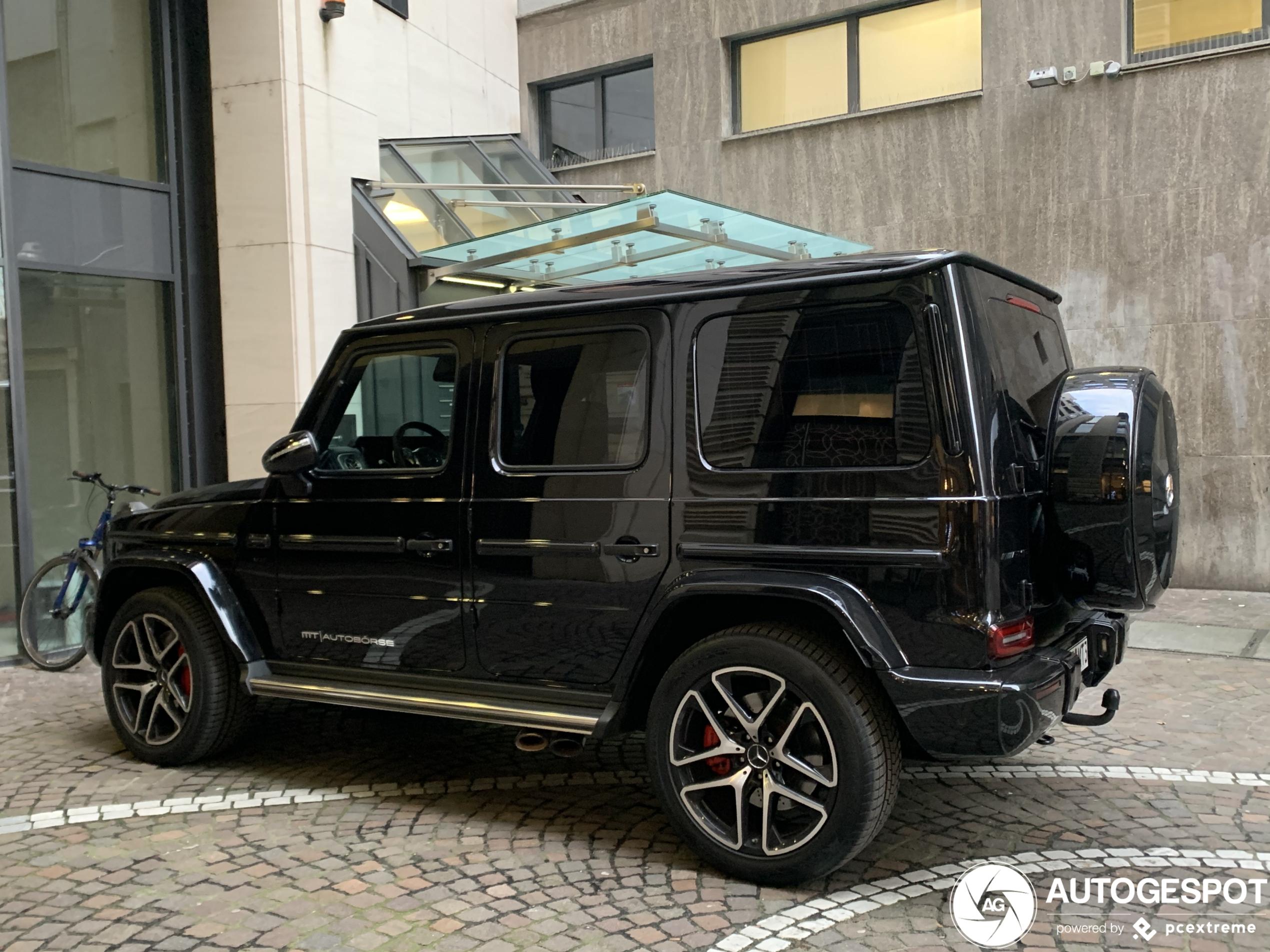 Mercedes-AMG G 63 W463 2018 - 8 May 2020 - Autogespot