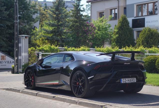 Lamborghini Huracán LP640-4 Performante