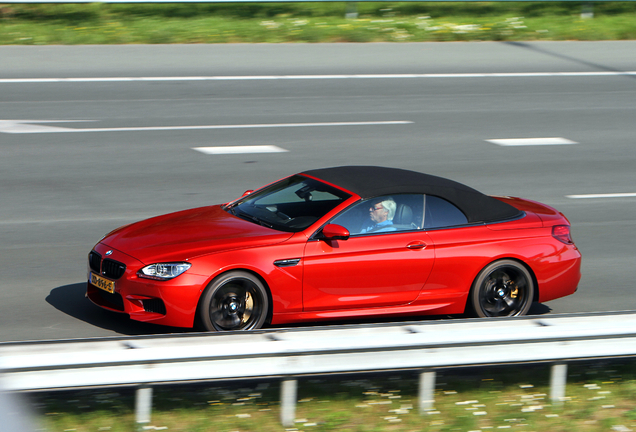 BMW M6 F12 Cabriolet Competition Edition